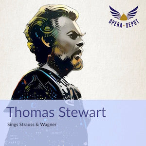Compilation: Thomas Stewart - Arias from Salome, Elektra, Parsifal, Holländer, Meistersinger & The Ring