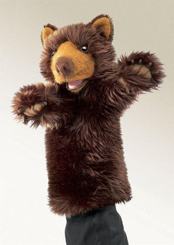 Bear Stage Puppet from Folkmanis Puppets
