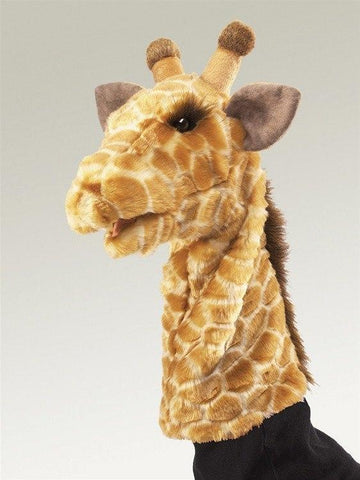 Giraffe Stage Puppet from Folkmanis Puppets