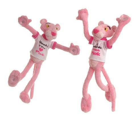 Pink Panther Stuck On You from Aurora - AardvarksToZebras.com