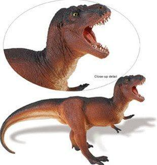 Tyrannosaurus Rex Replica from Safari Carnegie Collection - AardvarksToZebras.com