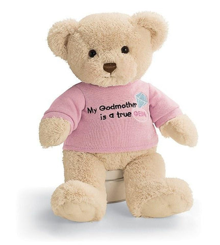 Just for Her™ Godmother T-Shirt Teddy Bear by Gund®