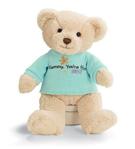 Just for Her™ Mommy T-Shirt Teddy Bear by Gund®