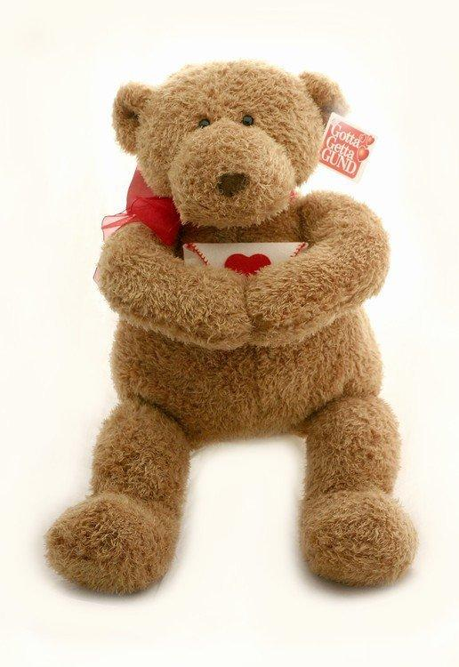 Love Letter Bear from Gund® - AardvarksToZebras.com