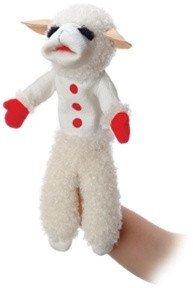 Lamb Chop Talking Hand Puppet from Aurora