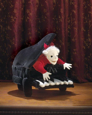 Mozart in Piano Hand Puppet from Folkmanis Puppets