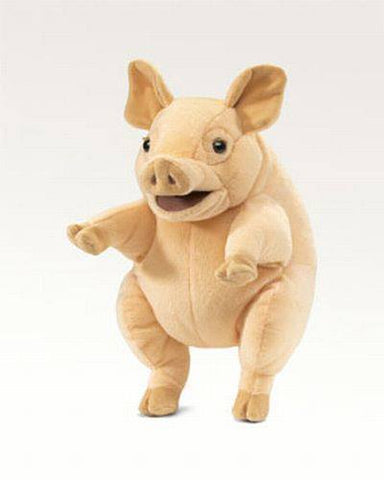 Piggy Hand Puppet from Folkmanis Puppets