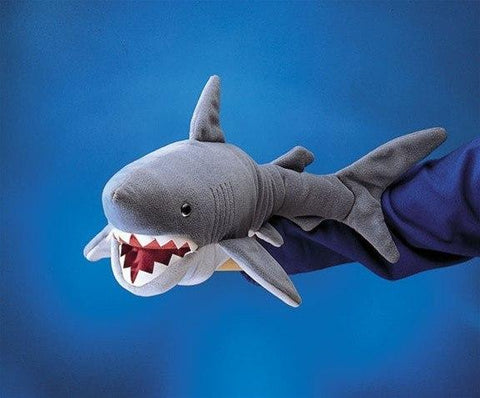 Shark Hand Puppet from Folkmanis Puppets