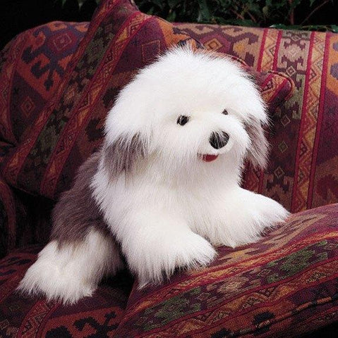 Sheepdog Hand Puppet from Folkmanis Puppets