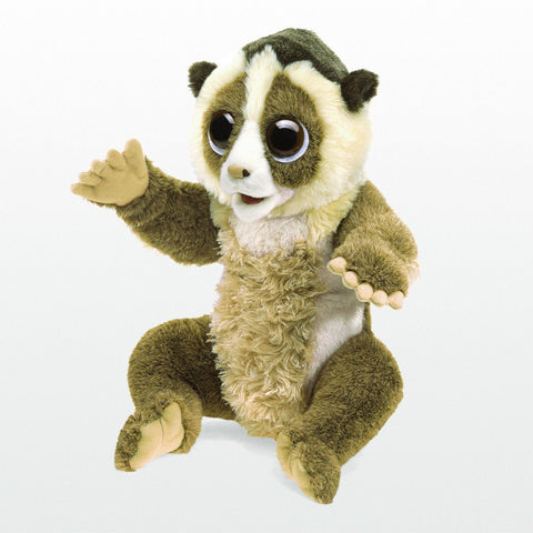 Slow Loris Hand Puppet from Folkmanis Puppets