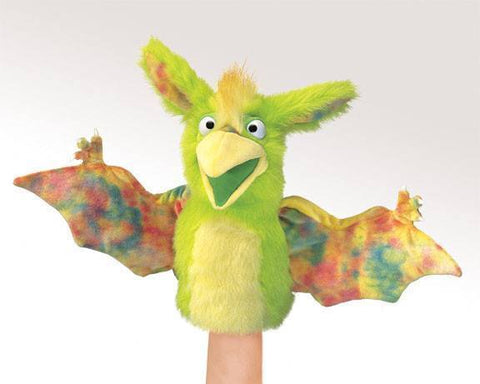 TWICKETY Hand Puppet, a Folkmonster from Folkmanis Puppets
