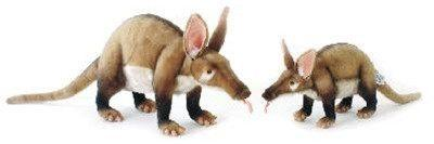 Aardvark Small Standing Plush Toy from Hansa Toys