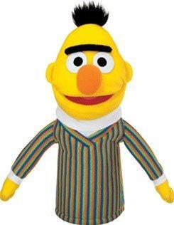 Bert Puppet, 13 in. from Sesame Street® by Gund®