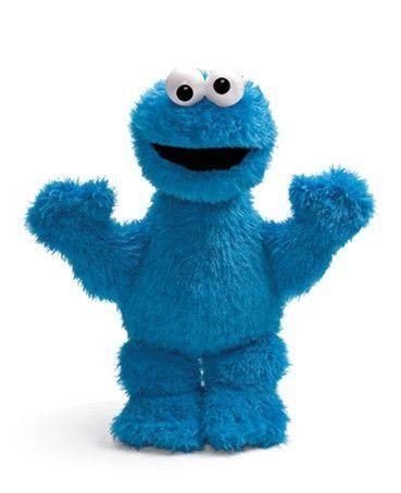 Cookie Monster from Sesame Street by Gund®