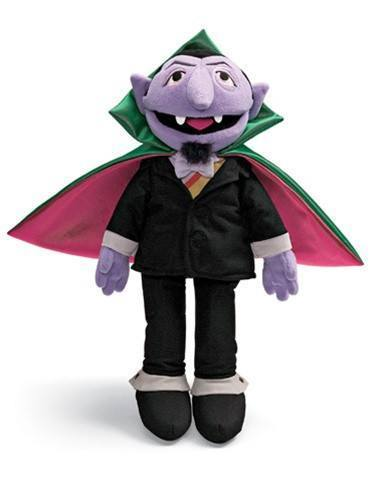 Count Von Count Medium Plush from Sesame Street® by Gund®