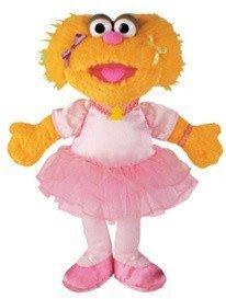 Zoe Ballerina from Sesame Street by Gund®