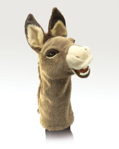 Donkey Stage Puppet from Folkmanis Puppets