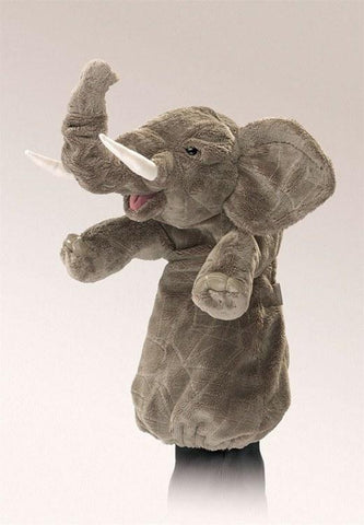 Elephant Stage Puppet from Folkmanis Puppets