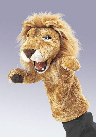 Lion Stage Puppet from Folkmanis Puppets