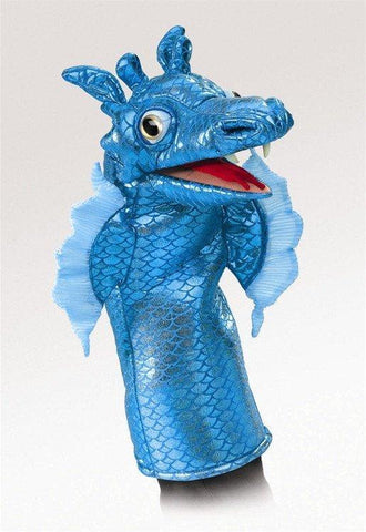 Sea Serpent Stage Puppet from Folkmanis Puppets