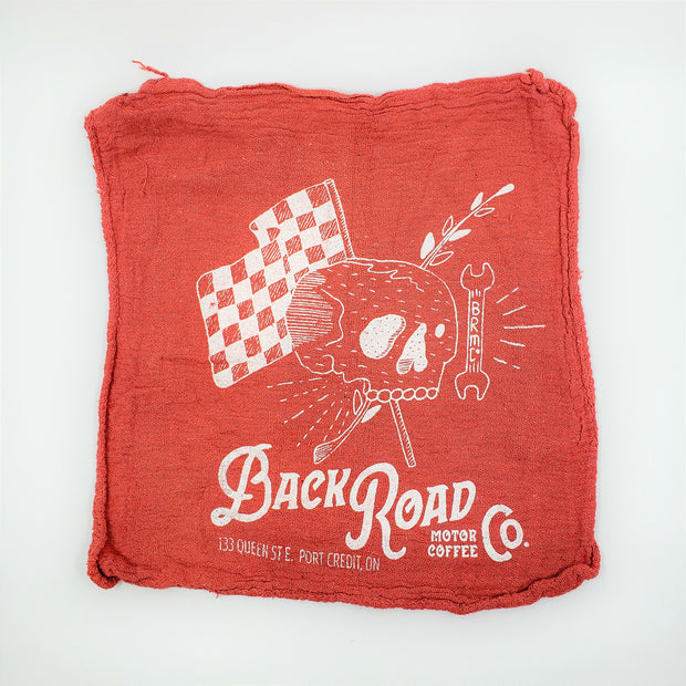 BRMCCo Shop Rag - 2 Pack