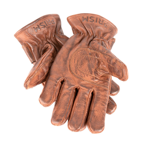 Prism Rodeo Gloves - Brown