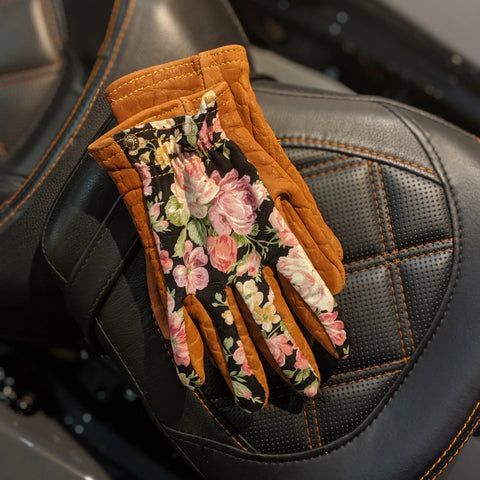 Grifter Gloves - Hana Fabric