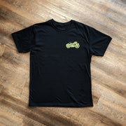 Safe Six Tee - Black