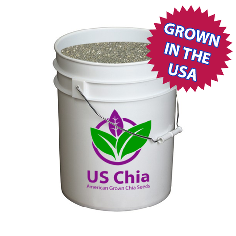 US Chia Seeds Bucket
