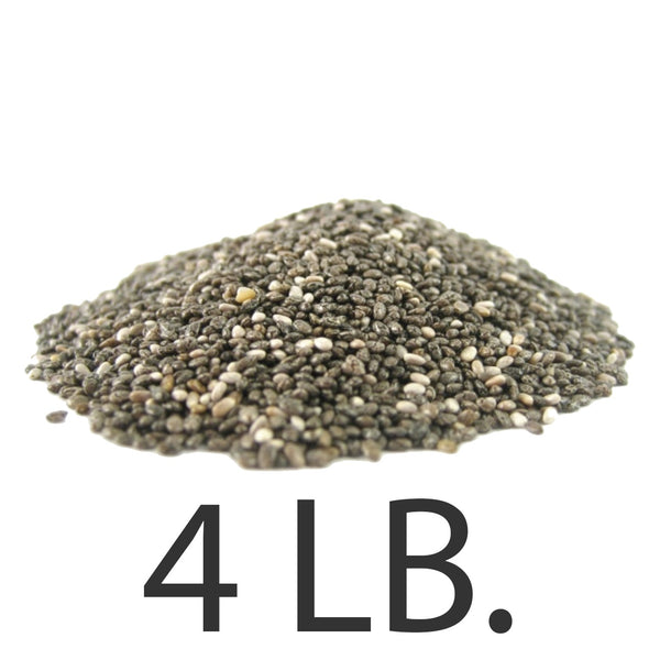 4lbs. Imported Chia Seeds from USChia.com