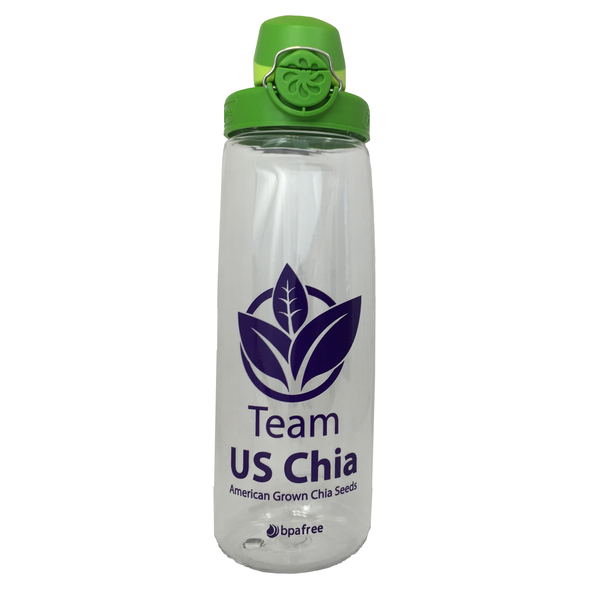 US Chia Water Bottle