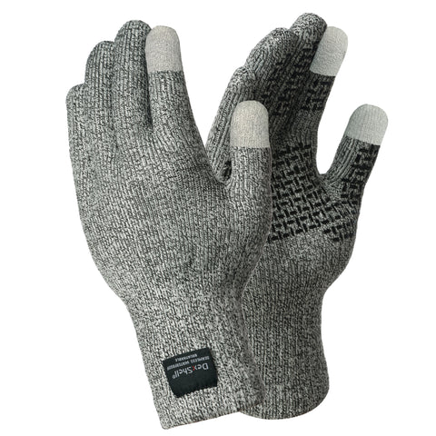 Waterproof, Windproof & Breathable Cut, Abrasion & Tear Resistant TechShield Gloves