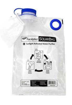 SolarBag® Solar Activated Water Purification