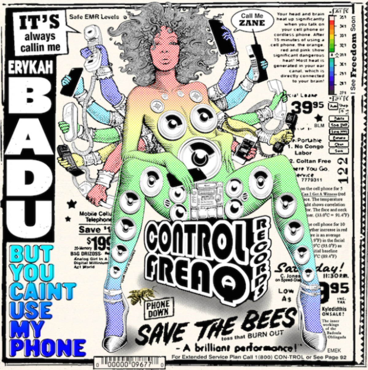 Covet and Lou— Hello Mr. Hoffman— Erykah Badu, But You Can't Use My Phone