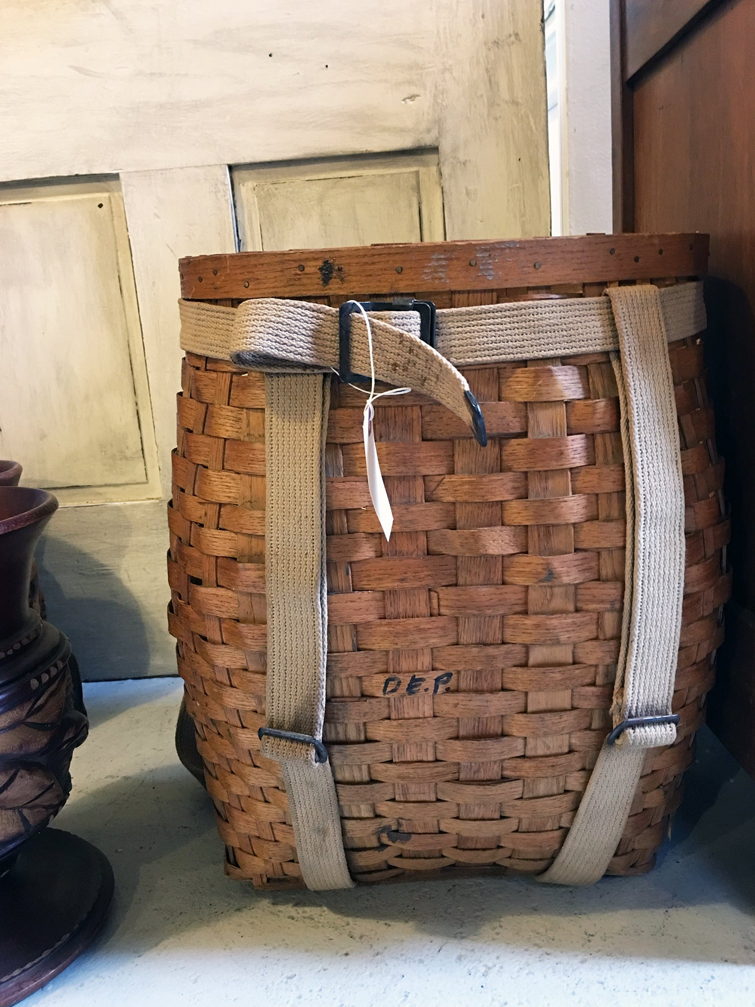 Covet and Lou—The Rambler: Crompton—Basket