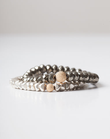 Essentials Bracelet in Silver