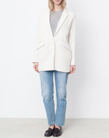 Clea Jacket in Ecru