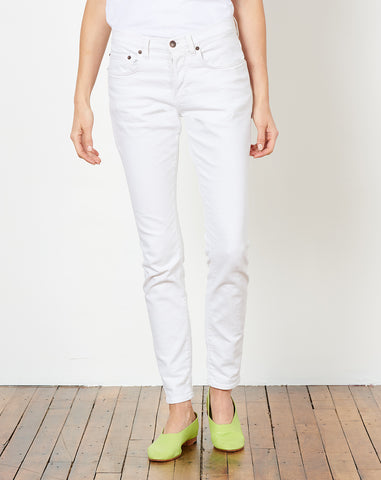 Boy Jean in Dirty White