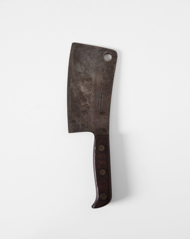 Vintage STA-Sharp Cleaver