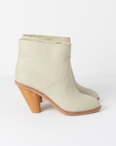 Fuller Boot in Chalk Leather