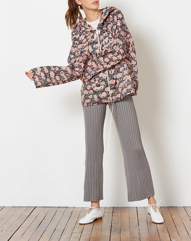 Jasper Jacket in Runny Mascara Print