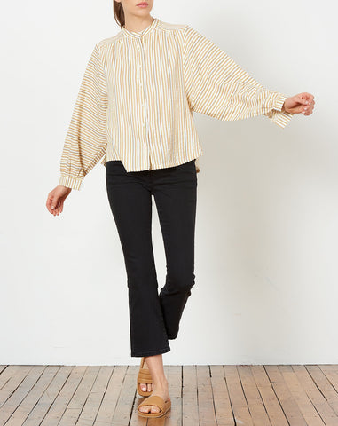 Barrett Blouse in Canyon
