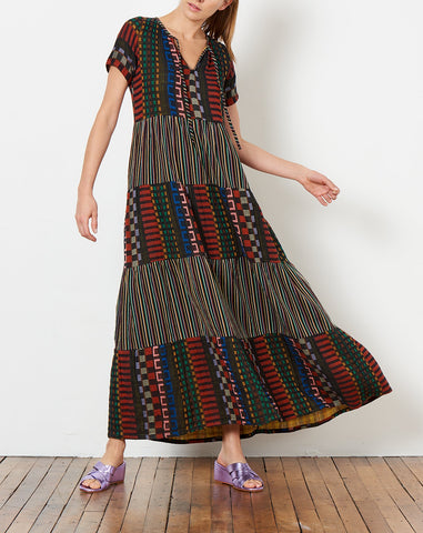 Daze Dress in Fiesta