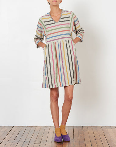 Gemma Dress in Prism