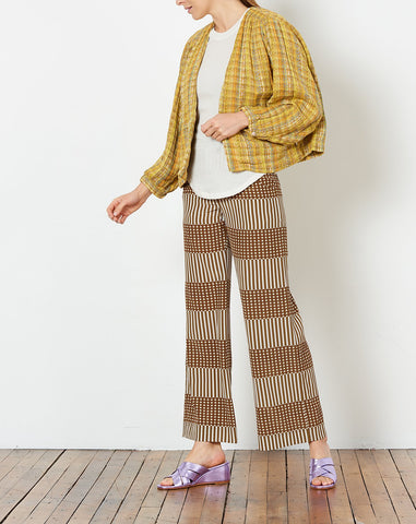 Summit Cardi in Amber