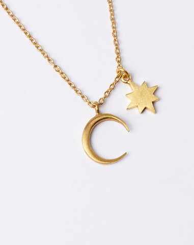Moon and Star Talisman