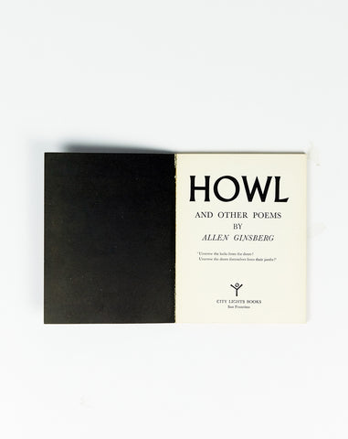 Vintage Allen Ginsberg Howl and Other Poems
