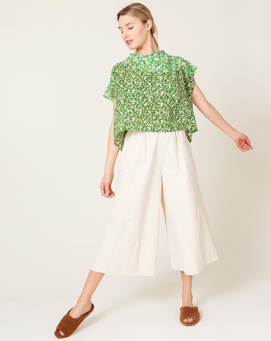 Asymmetric Top in Flora Obskura Panel Print