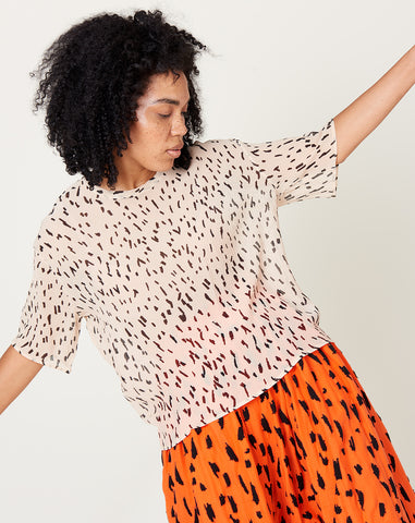 Softi T-Shirt in Rain Print