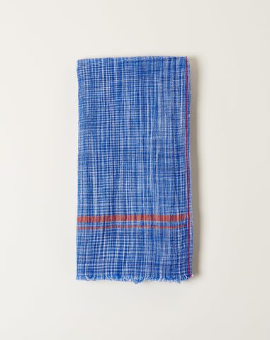 Rustic Bright Towel in Blue